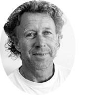 kunstenaar Jan Groenhart