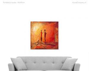 schilderij a laube