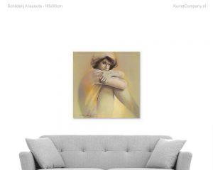 schilderij a lecoute