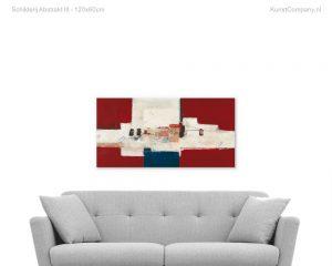 schilderij abstrakt iii