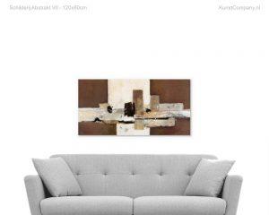 schilderij abstrakt vii