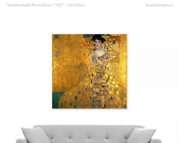 schilderij adele bloch bauer i