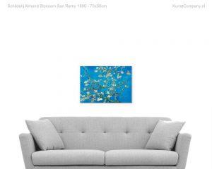 schilderij almond blossom san remy