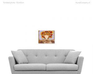 schilderij anita