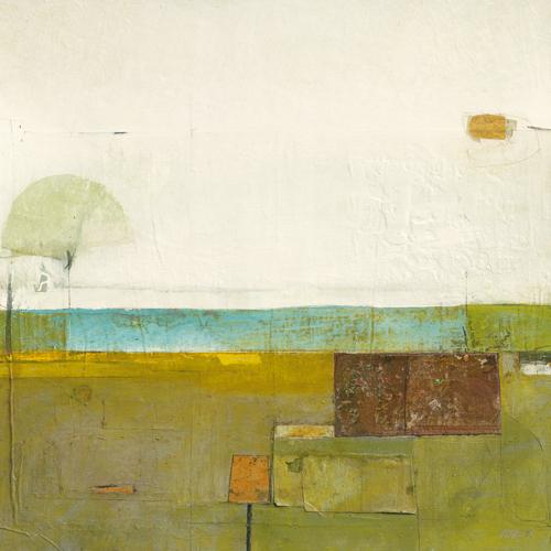 schilderij attar of the machair