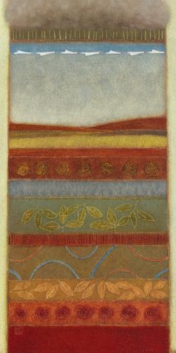 schilderij autumn song ii