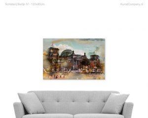 schilderij berlijn iv