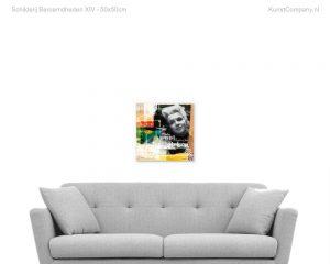 schilderij beroemdhedeniv