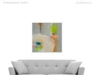 schilderij beweging