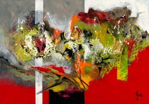 schilderij bonheur