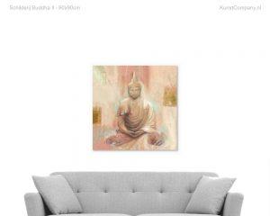 schilderij buddha ii