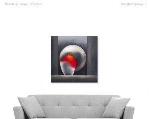 schilderij chaleur