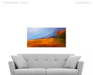 schilderij chemain