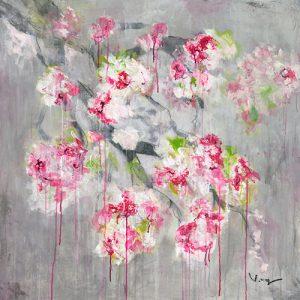 schilderij cherry blossom ii