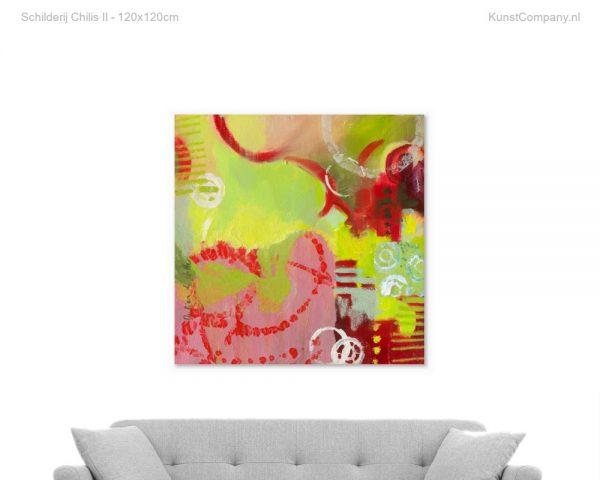 schilderij chilis ii