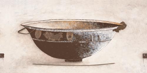 schilderij chinese vasque