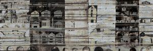 schilderij classic city