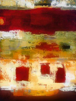 schilderij color of dreams ii