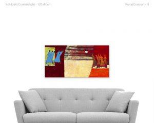 schilderij comfort light