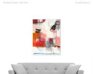 schilderij complex