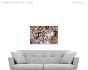 schilderij composition