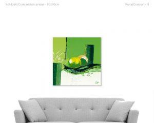 schilderij composition anisee