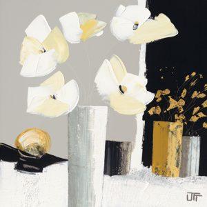 schilderij composition florale ii