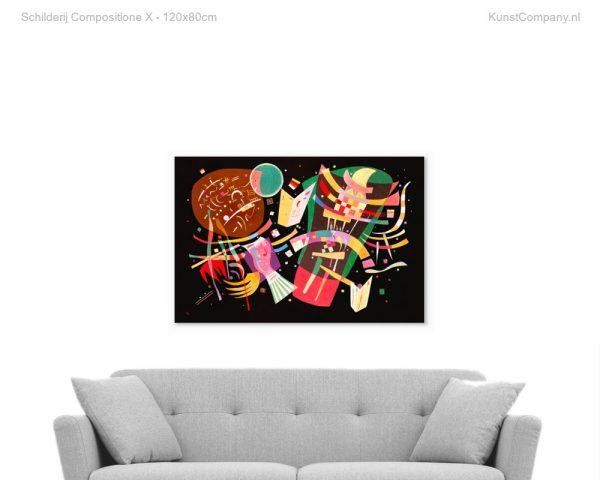 schilderij compositione