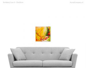 schilderij corn ii