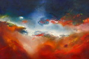 schilderij dazzling