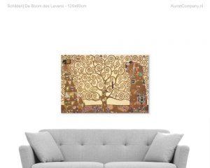 schilderij de boom des levens