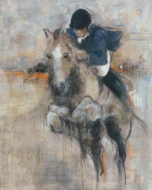 schilderij de favoriet