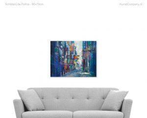schilderij de palma