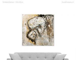 schilderij denken