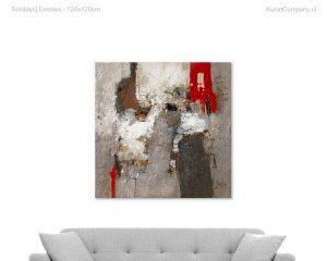 schilderij emoties