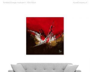 schilderij energie musicale ii