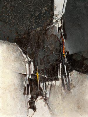 schilderij escarbille