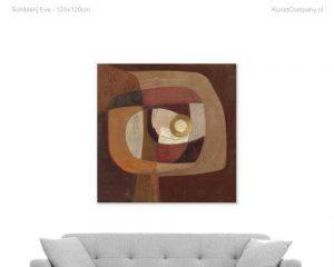 schilderij eve