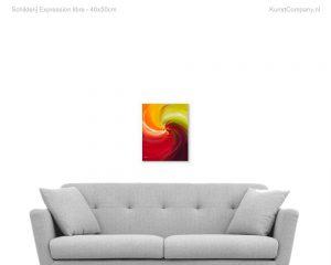 schilderij expression libre