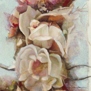 schilderij exuberance de printemps i