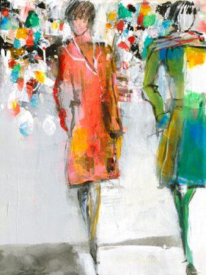 schilderij eyecatcher
