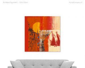 schilderij figuratief i