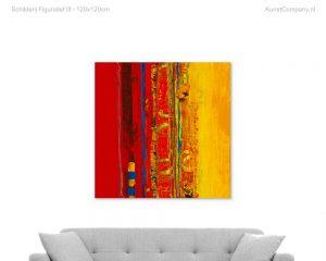 schilderij figuratief iii