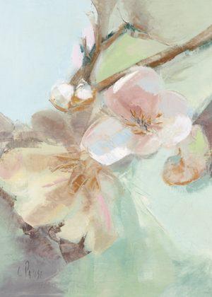 schilderij fleurs printanieres i