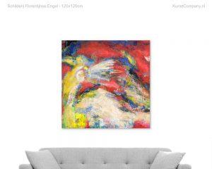 schilderij florentijnse engel