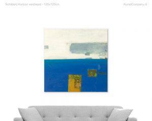 schilderij horizon westward