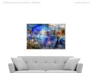 schilderij impressions paris levant
