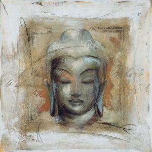schilderij innerlijke vrede