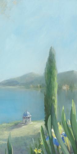 schilderij isola bella ii