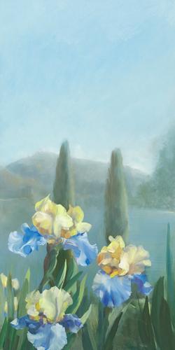 schilderij isola bella iii